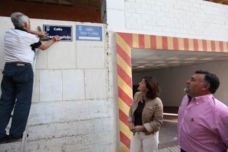 Cambio Identificación Calles en Marbella