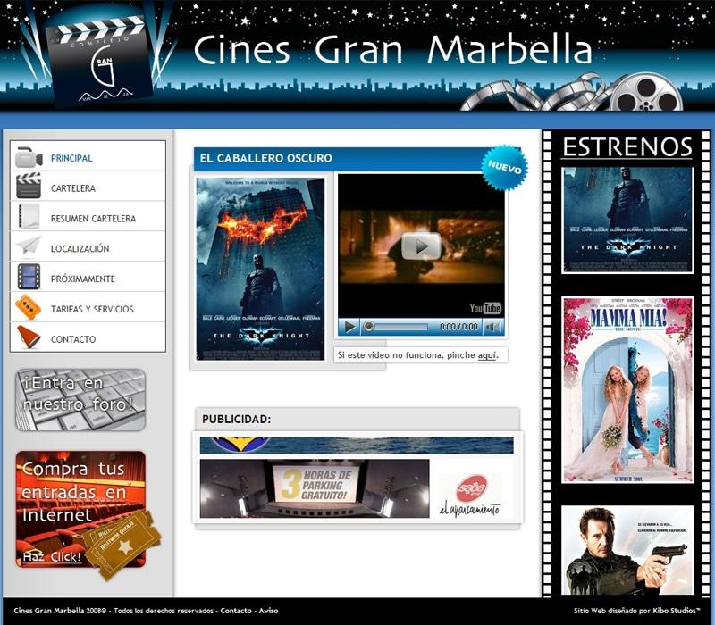 Cines Gran Marbella