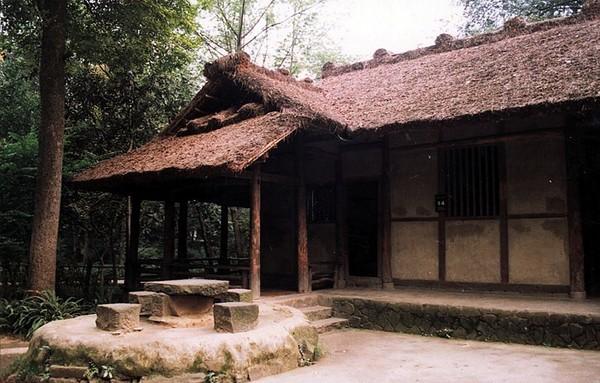 du fu 1 La Cabaña de Dufu, el gran poeta chino