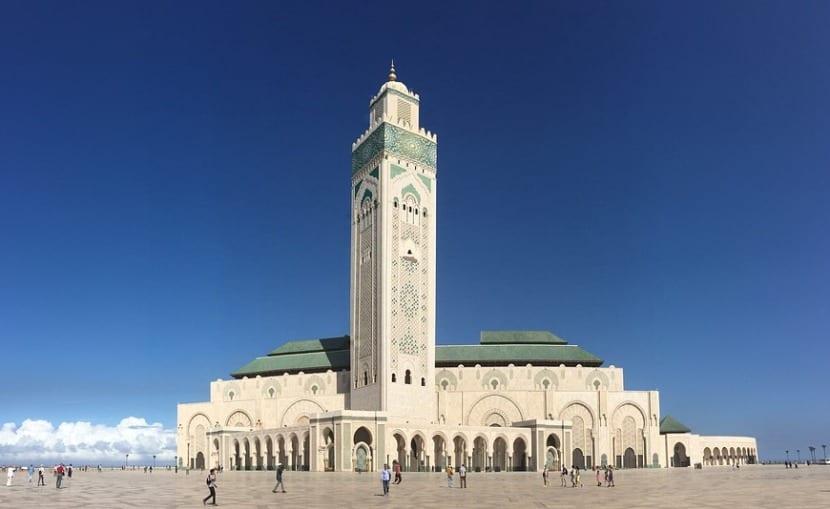 Fiesta religiosa en Marruecos
