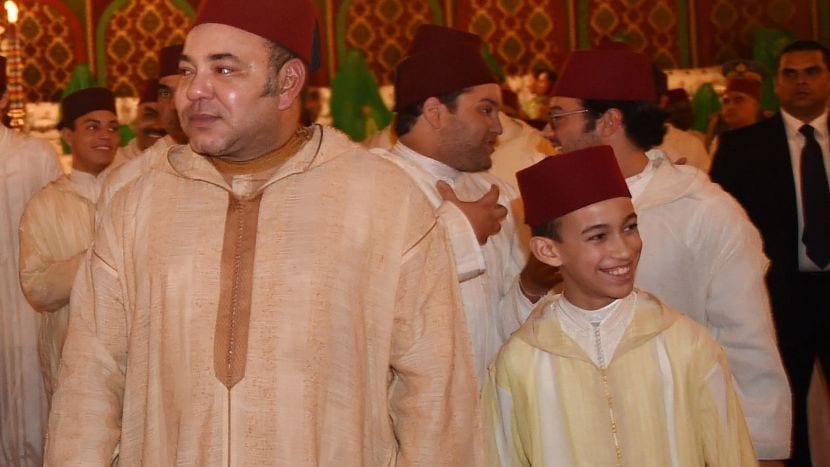 Fiesta del Trono en Marruecos con el Rey