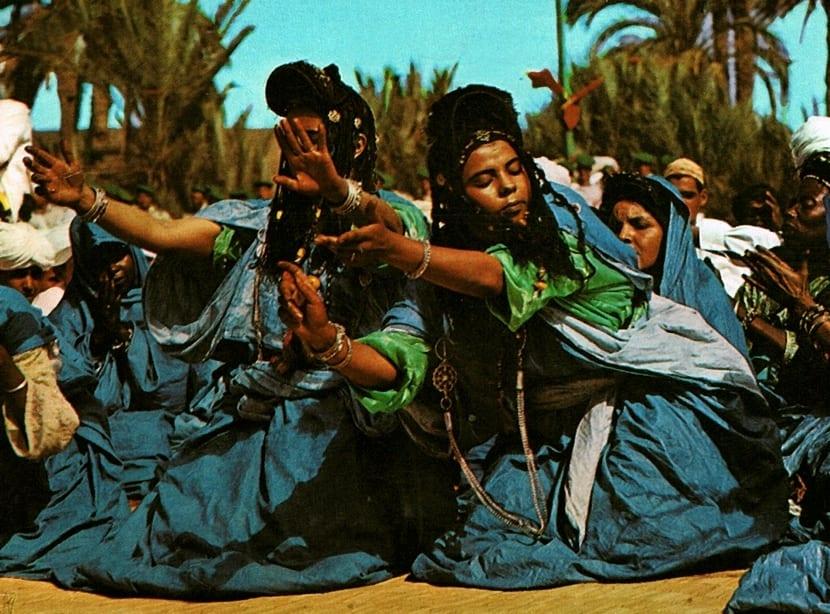 Festival en Marruecos