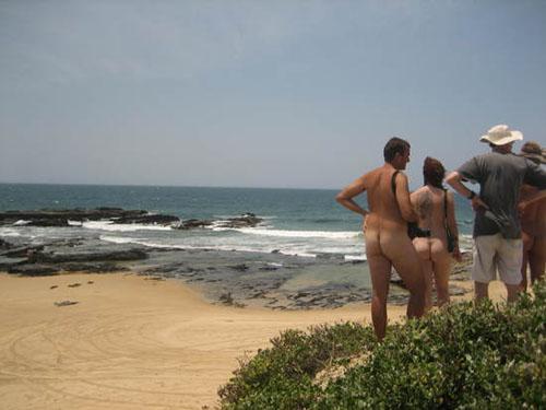 playas nudista