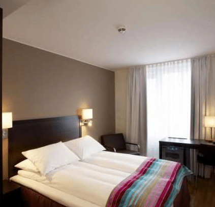 Imagen de la habitacion de invitados Hotel-Gildevangen