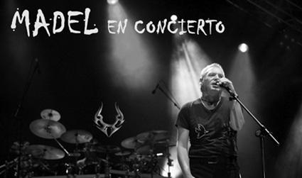 MADEL en concierto