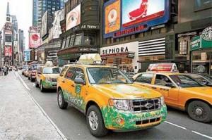 Taxis ecologicos