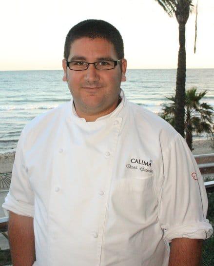 Dani García, Chef del Restaurante Calima