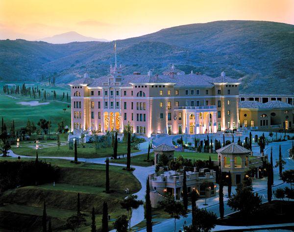 Hotel Villa Padierna de Marbella