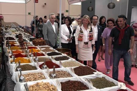 Inauguración de la XXVIII Feria de Muestras de Marbella