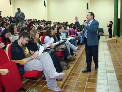 En la Universidad de Marbella se podrá estudiar Turismo y Psicología
