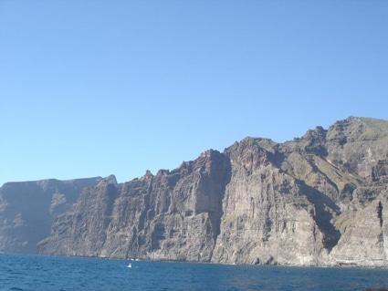 acantilado gigantes