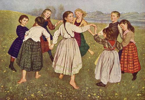 danza folclorica