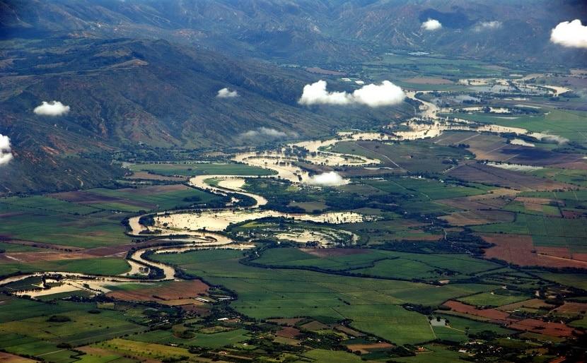 rio cauca colombia