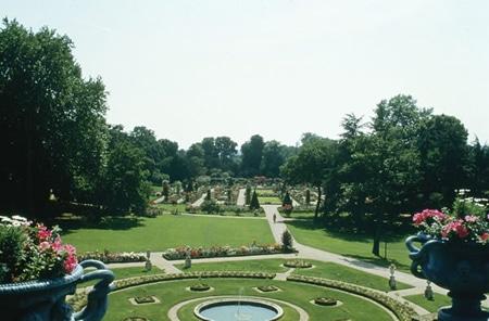 El Parque de Bagatelle Parque-de-Bagatelle