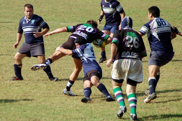 Encuentro de Rugby en Marbella