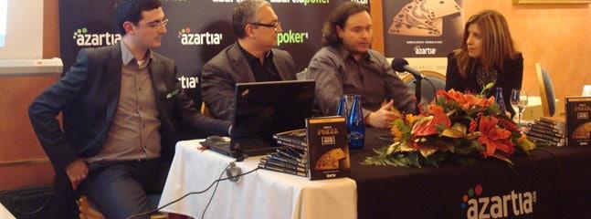 Presentación del Libro de Juan Carreño