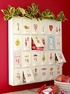 calendario Tradiciones alemanas: el Calendario de Adviento