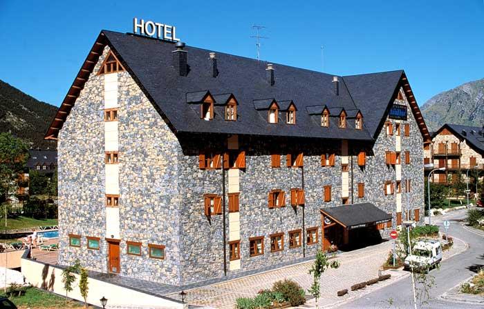 Bo ta ll hotel en el pirineo catal n - Hotel en pirineo catalan ...