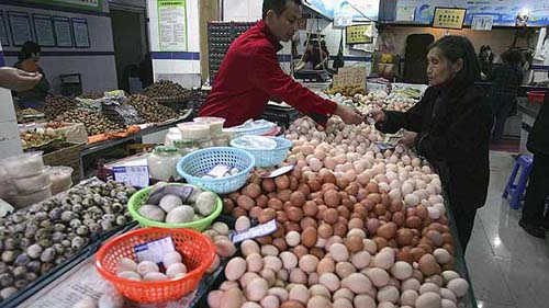 huevos chinos