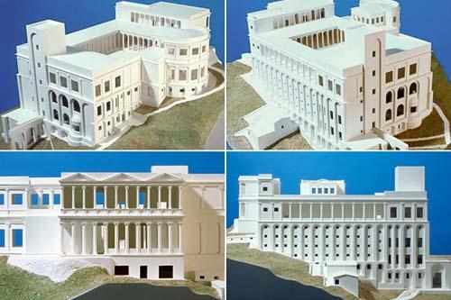 villa jovis 14 g Villa Jovis, el palacio de Tiberio en Capri
