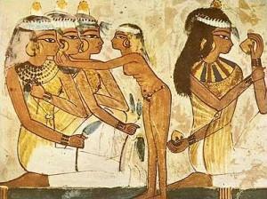 Control de natalidad en el antiguo Egipto