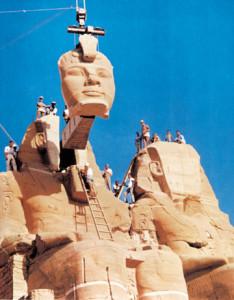 La Zona Sur de Egipto