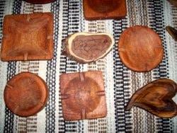 Las artesanías noruegas en madera2