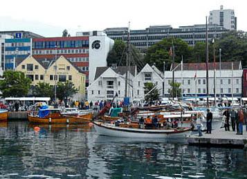 Stavanger, uno de los mayores puertos de Noruega2