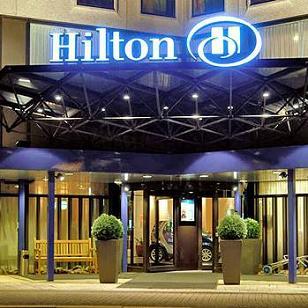 Hoteles en holanda hilton amsterdam for Hoteles en el centro de amsterdam