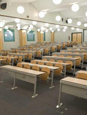 Nuevo Auditorio de la Escuela Les Roches