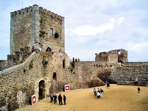 castillo monsaraz