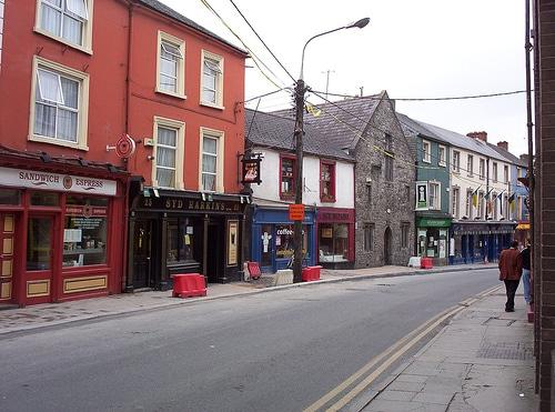 Shee alms house la oficina de turismo de kilkenny for Oficina de turismo de irlanda