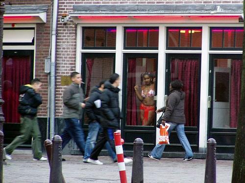 famosas prostitutas calle de prostitutas