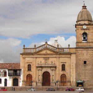 Bella Arquitectura Colonial En El Centro De Tunja