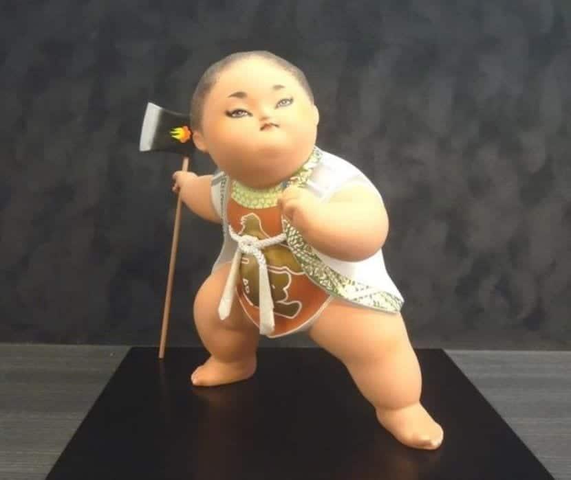 Muñeca Hakata