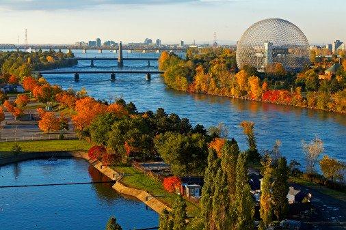 biosfera montreal  La Biosfera de Montreal