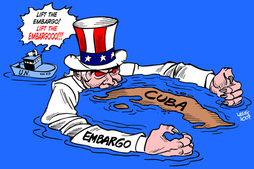 Cuba : l'agressivité radio et télévisuelle des Etats-Unis continue