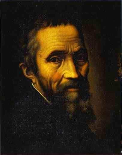 el 6 de marzo de 1475 nacio en caprese italia michelangelo di lodovico ...