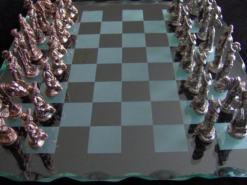 ajedrez indio
