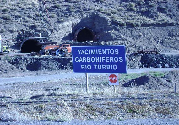 minas de rio turbio z8819 Peligro de muerte en Río Turbio, Argentina