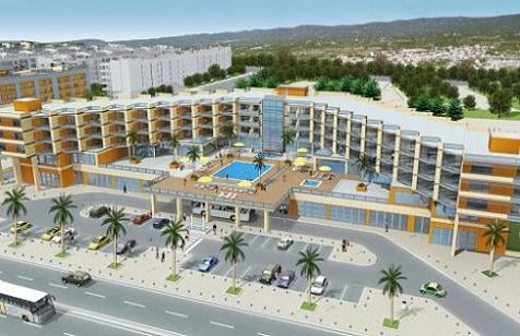 Inauguran hotel cinco estrellas en olhao real marina for Plano de cocina hotel 5 estrellas