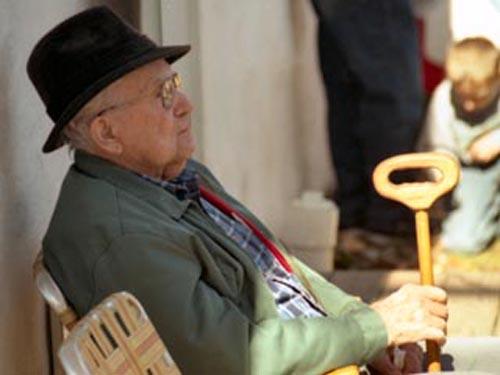 anciano 0 Hay 1.540 ancianos de más de 100 años en Cuba
