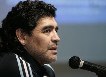 Maradona va a ser de nuevo el D.T de la seleccion