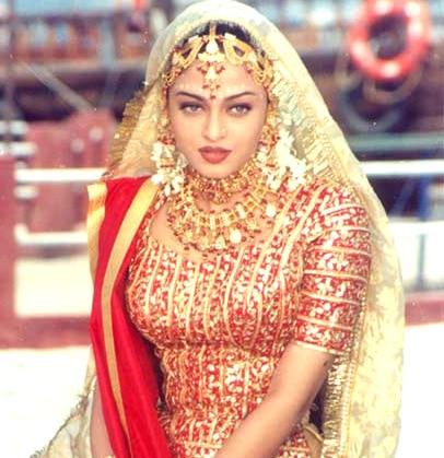 vestidos de novias en la india