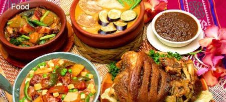 Gastronomia de Filipinas