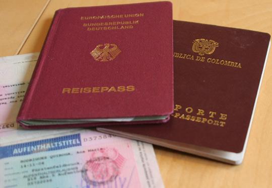 visa de estudiante para italia: