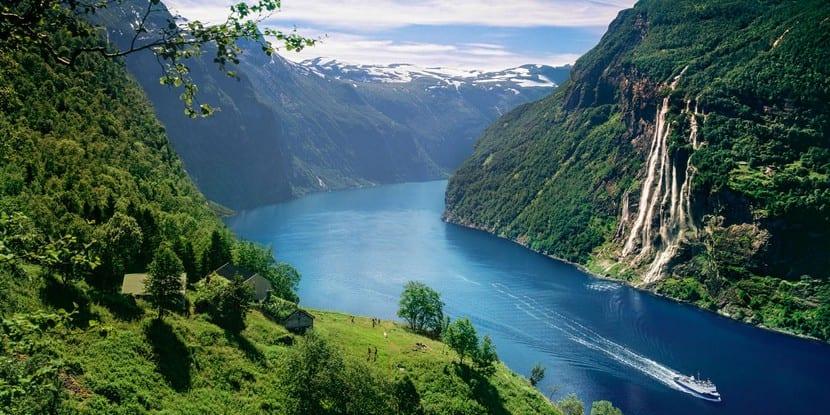 El Geirangerfjord