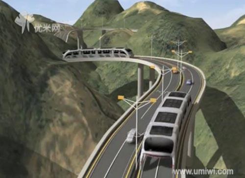 3d express coach 2 3D Express Coach, el autobús chino del futuro