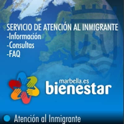 Plan de ayuda social a los inmigrantes en Marbella