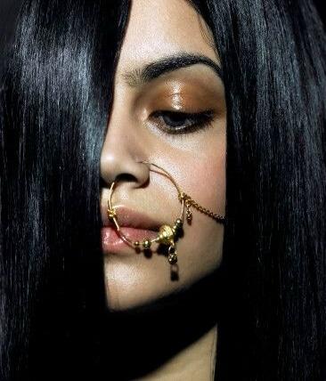 La Tradición De Los Piercings En La India
